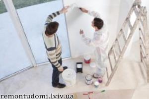 Низькі ціни на ремонт квартири в новобудові Львів