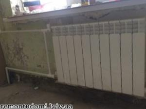 Встановлення систем опалення. Ціни у Львові