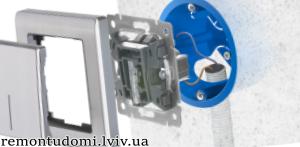 Монтаж вимикачів у Львові