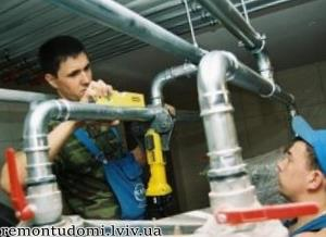 Встановлення сталевих у Львові