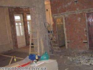 Низькі ціни на капітальний ремонт квартир у Львові