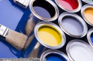 Помірні ціни на фарбування стелі у Львові