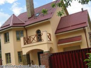 Будівництво будинку під ключ у Львові