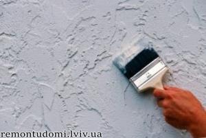 Декоративна штукатурка для стін Львів Ціни
