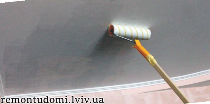 Вирівнювання стелі у Львові