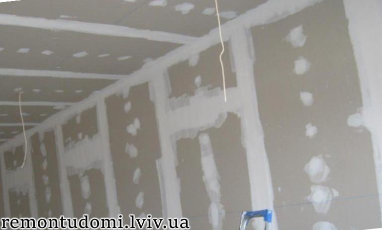 Вирівнювання стін у Львові Ціни
