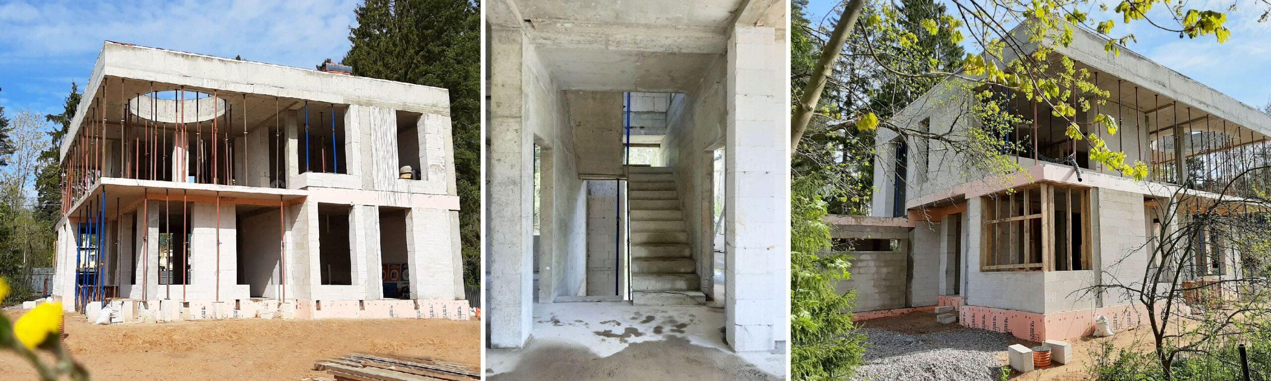 Будівництво будинку Львів